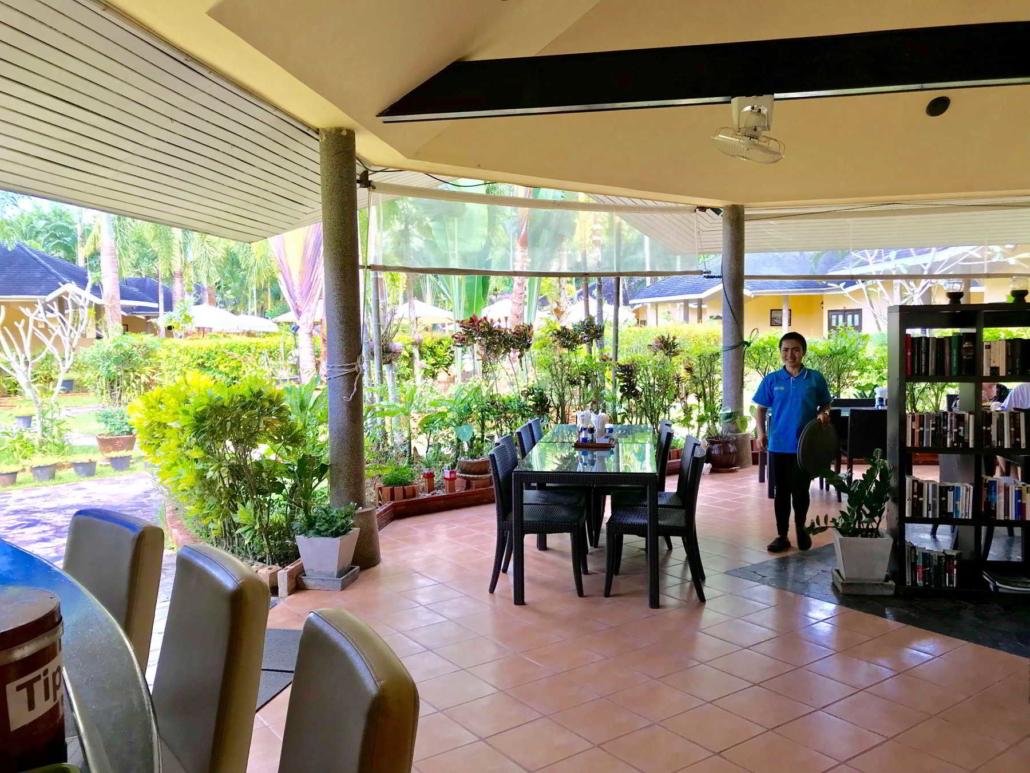 palm garden resort khao lak restaurant